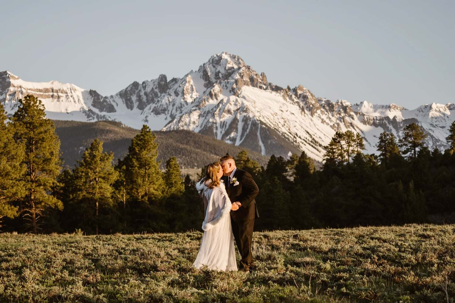 Best Places to Elope in Colorado San Juan Mountains