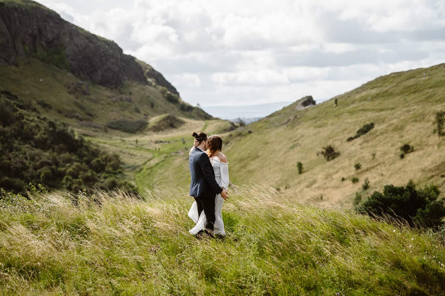 Scotland Elopement
