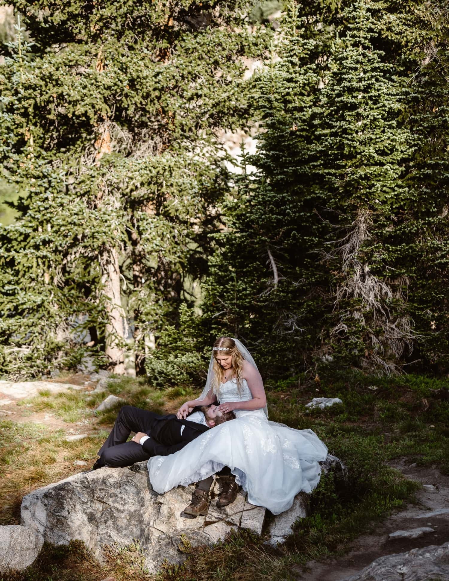 Colorado Hiking Elopement
