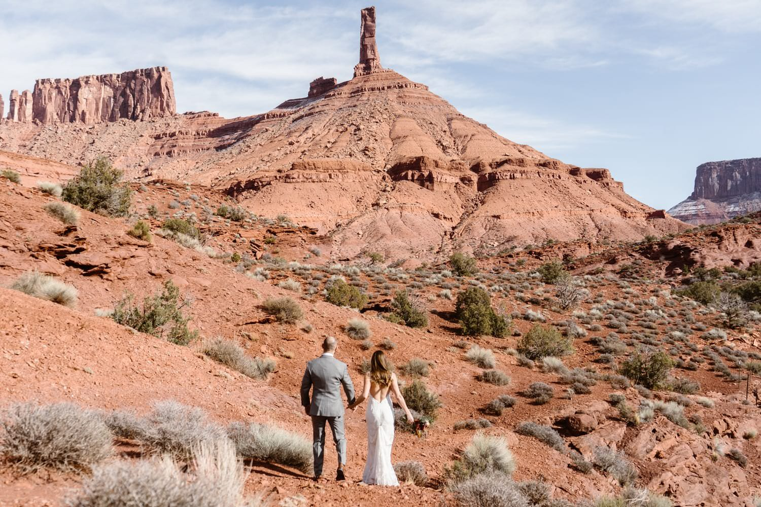 Moab Elopement Location