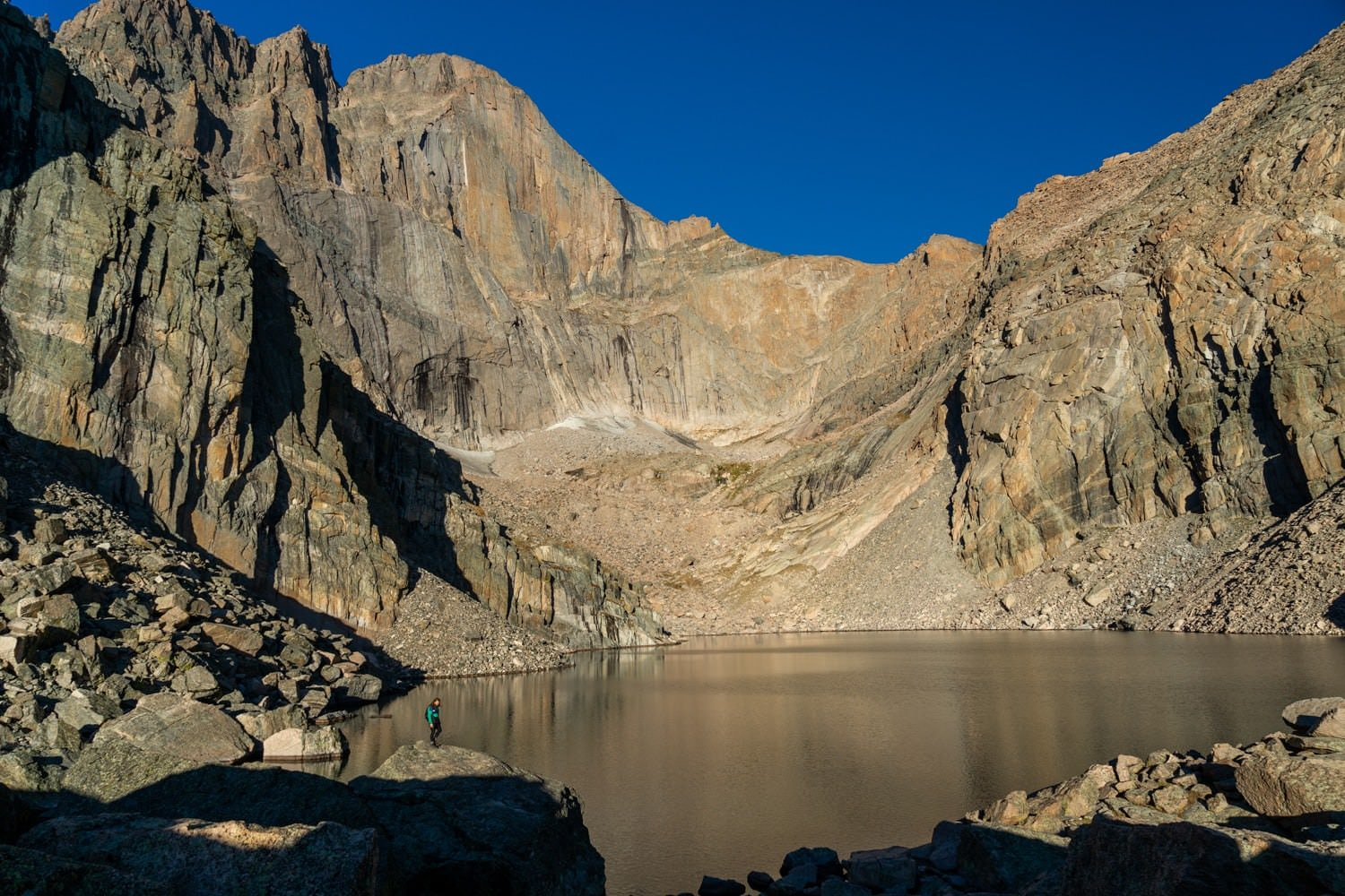 Chasm Lake Rocky Mountain National Park Elopement Locations