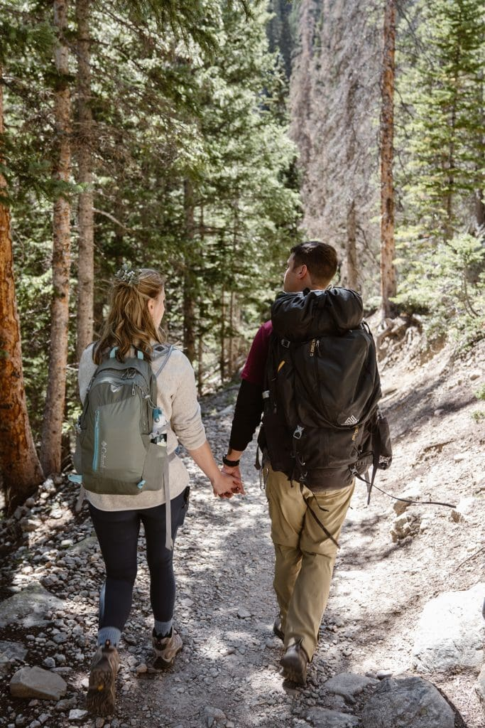 What To Pack For Your Elopement Backpack