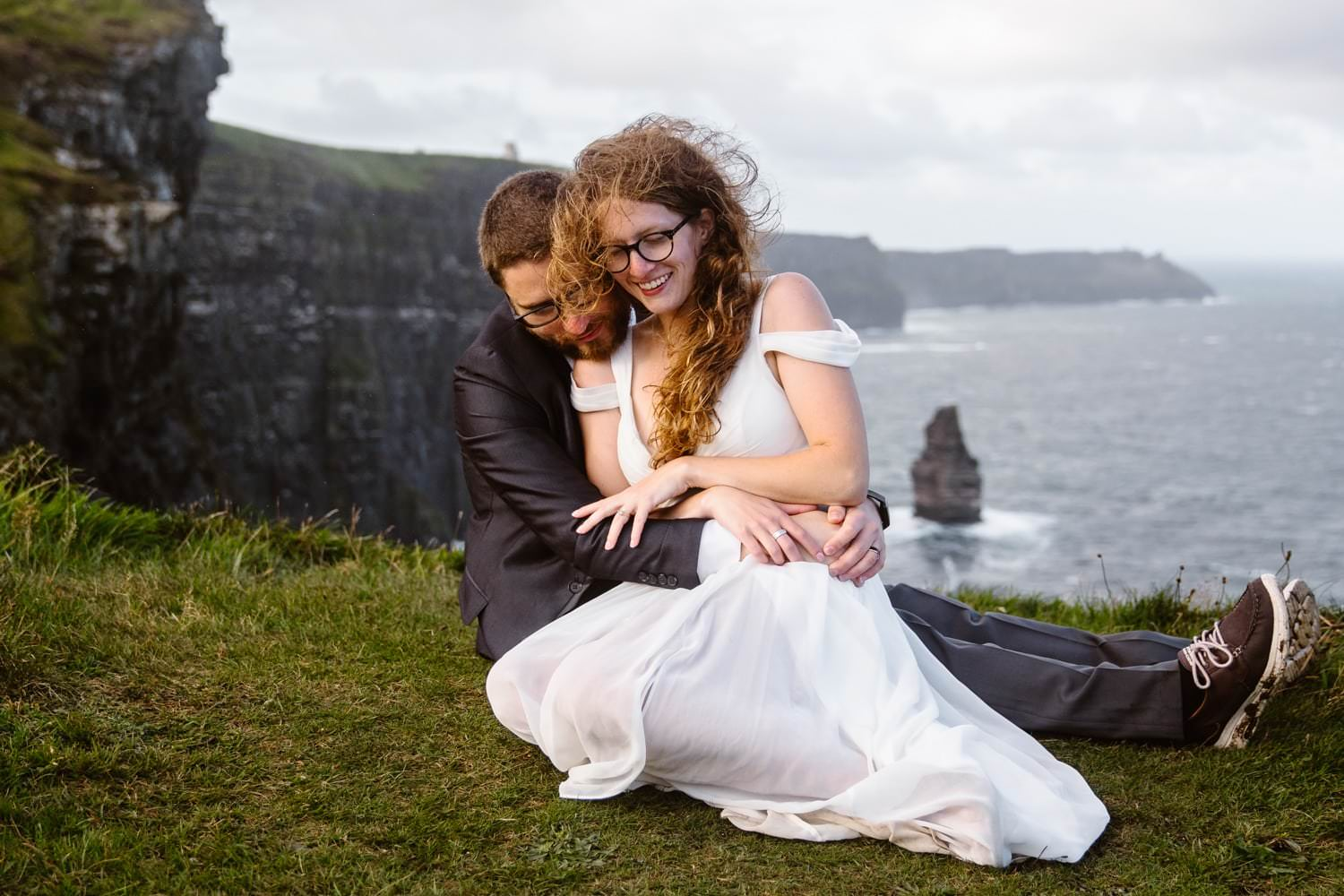 Cliffs of Moher Ireland Elopement Pack List