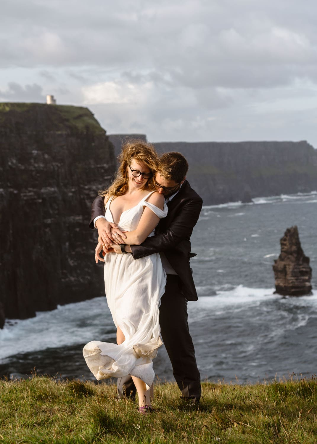 Elopement Definition Ireland Cliffs of Moher