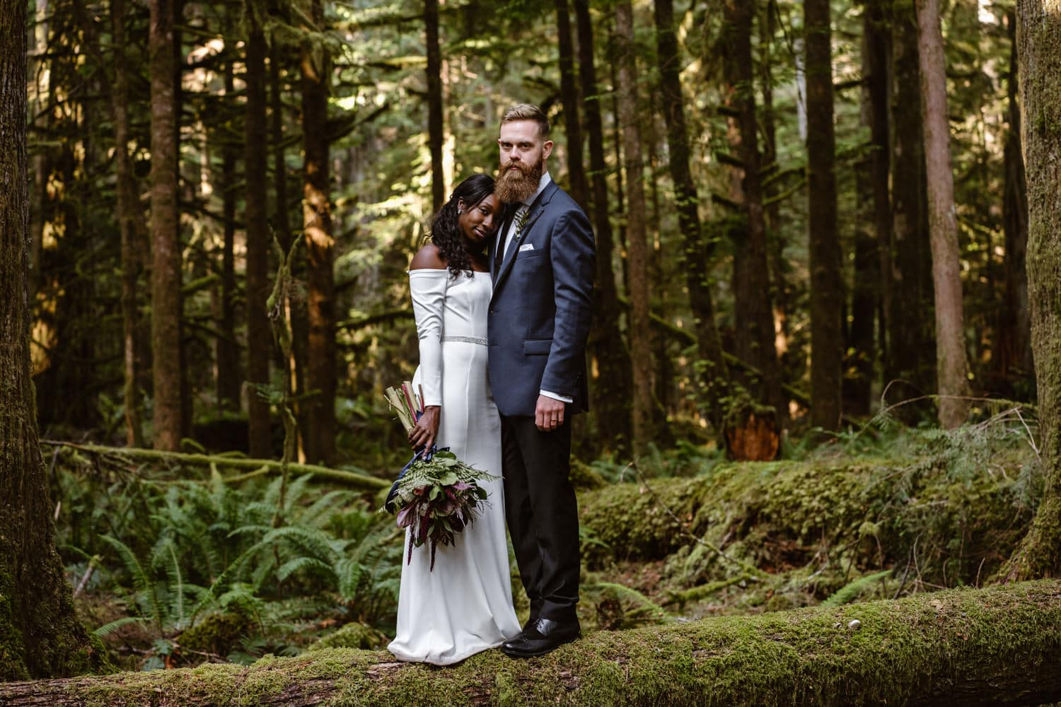 Elopement Definition Olympic National Park