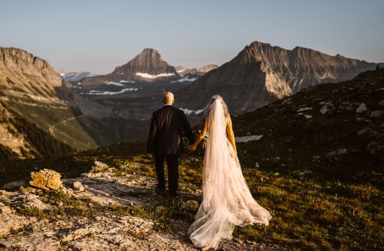 Glacier National Park Elopement Guide & Packages