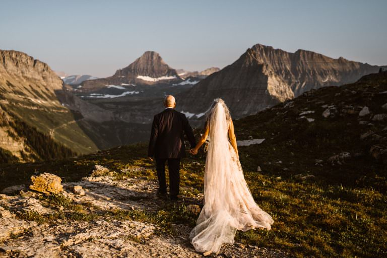 Glacier National Park Elopement Guide & Packages