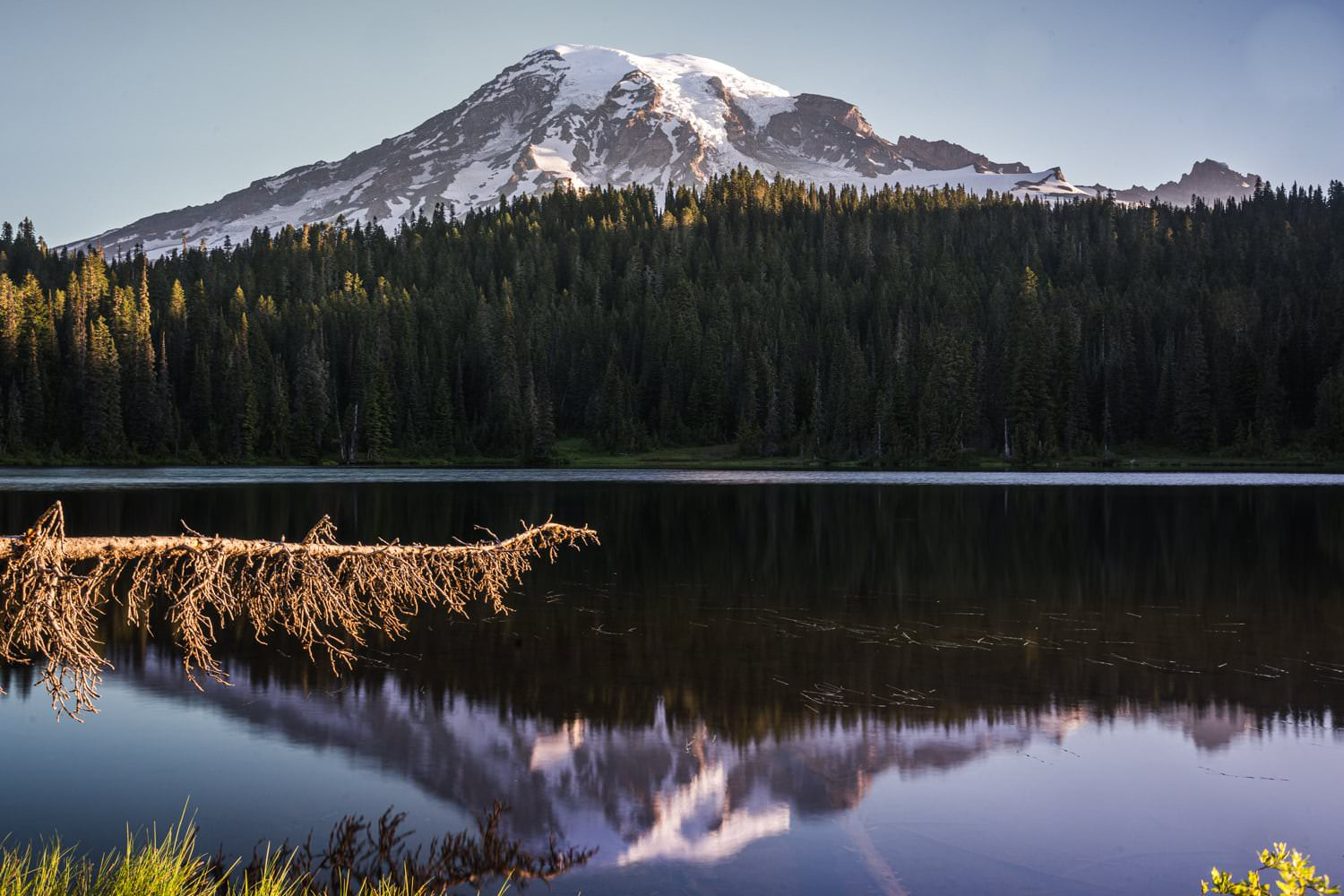Reflection Lake Mount Rainier Elopement Packages