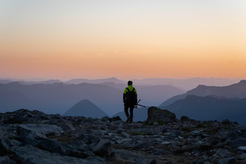 Mount Rainier Sunset Elopement Packages