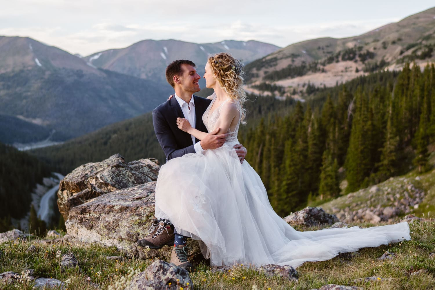 Colorado Elopement Packages