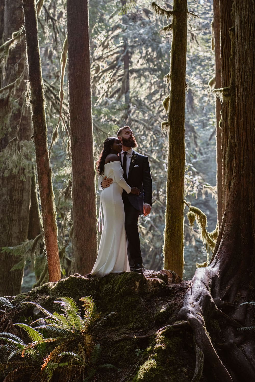 Announcing Your Elopement - Olympic National Park Elopement