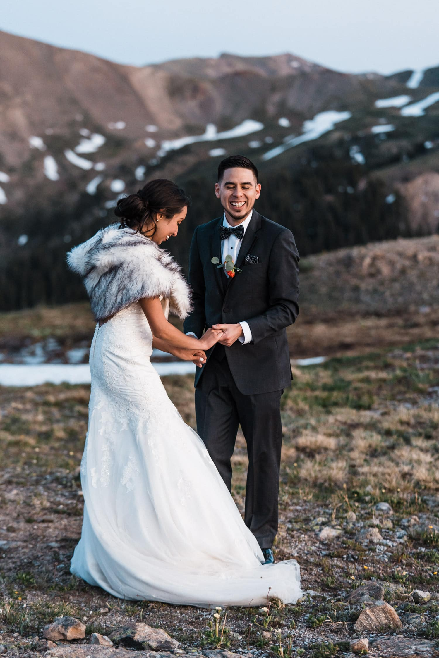 Independence Pass Elopement