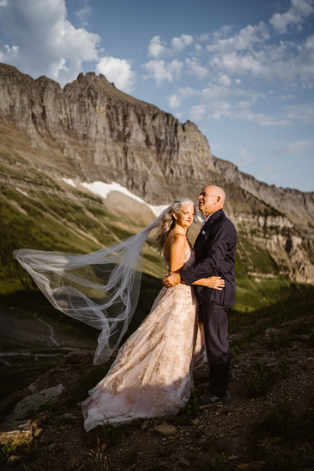 Top 10 Reasons Why You Should Elope Bride and Groom