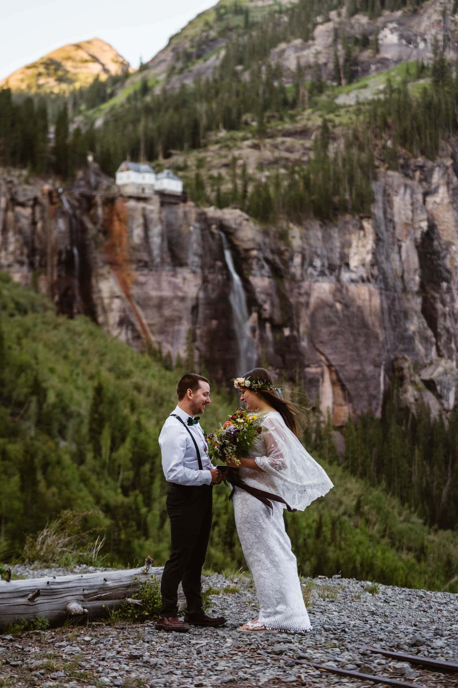 Vow Ceremony Telluride Elopement Packages