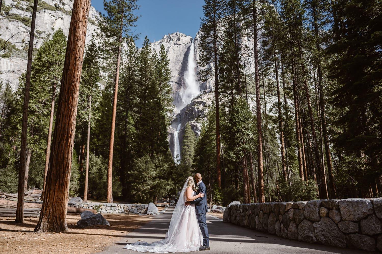 Yosemite Falls Yosemite Elopement Guide and Packages